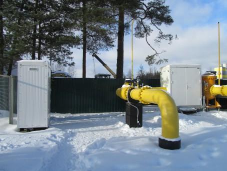 Устройство ограничения расхода газа УОРГ