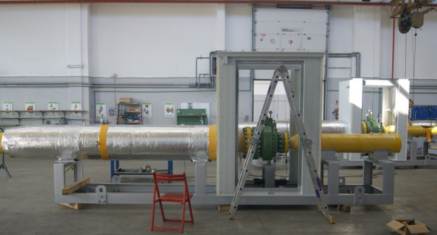 "Gas pressure reduction units for the OJSC ""Surgutneftegaz"""